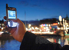 如何拍摄圣诞节灯饰