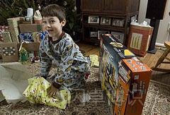 乐高迷和他的电动遥控推土机