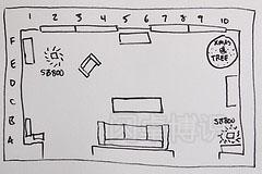 结构和布光实例图