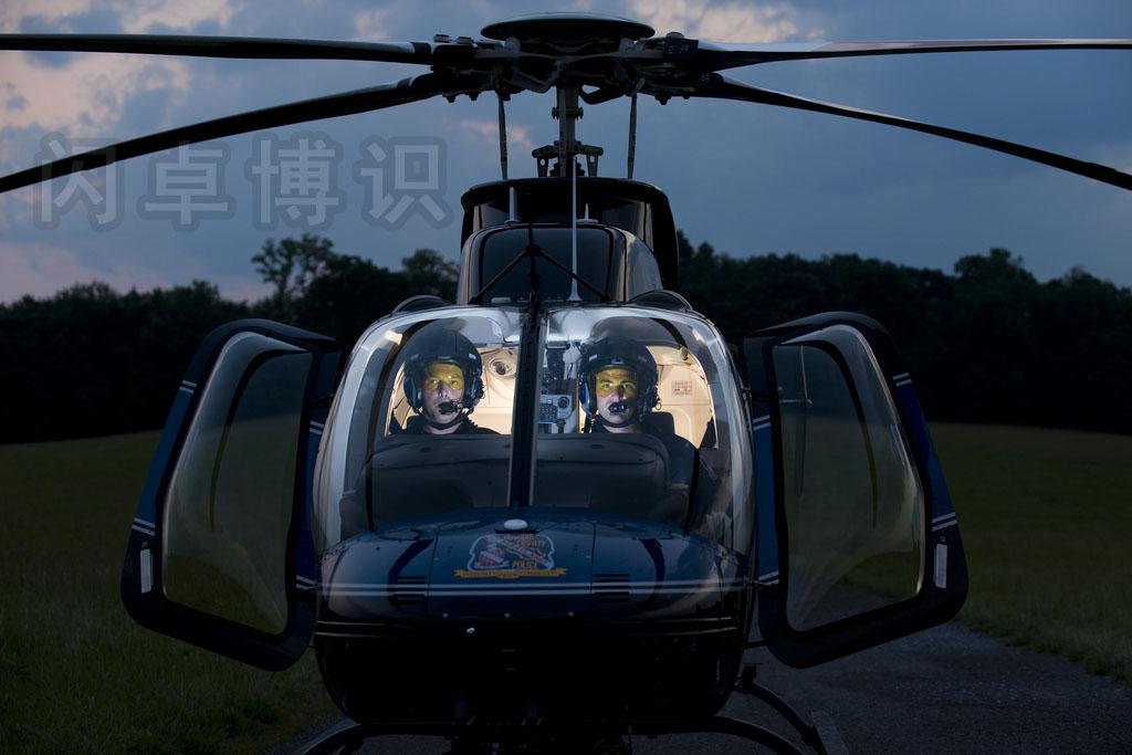 250直升机组装与调试