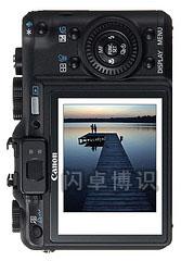 相机佳能G9拍摄检验曝光
