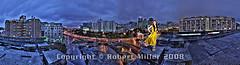 Robert Miller拍摄的HDR全景杂志封面