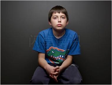 大卫·豪比拍摄的儿子Ben
