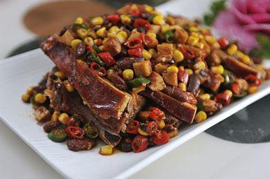 闪卓博识读者小马卓士布光拍摄的中国菜肴