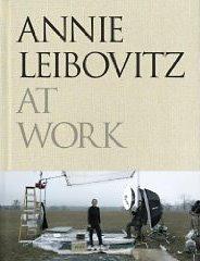 《工作中的莱博维茨》书的封面