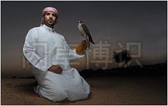 大卫·豪比为Omar和鹰布光拍摄的最终照片