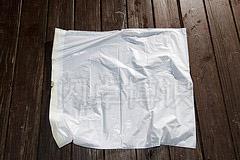 大卫·豪比布光使用的最便宜的变光工具垃圾袋