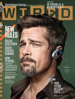 丹•温特斯(Dan Winters)为杂志拍摄的封面肖像照