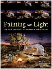 Eric Curry的《Painting with Light》书籍封面