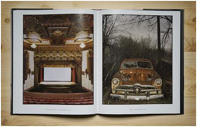 丹·温特斯Dan Winters's America书里华丽的照片