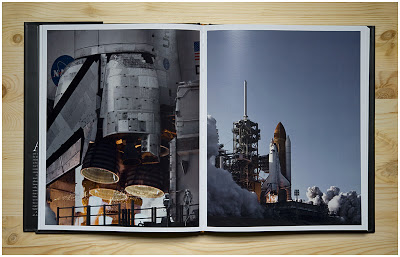 丹·温特斯Last Launch书里的航天飞机图片