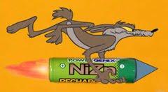 搞笑图片NiZn镍锌电池的威力