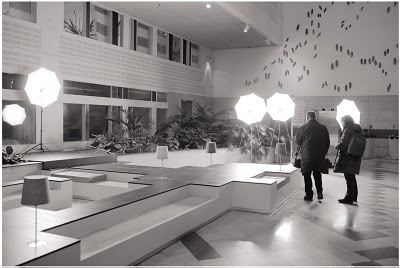 Peter Karlsson的DIY改装的灯架