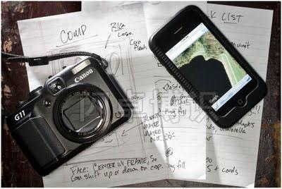 大卫·豪比的布光图和设备合影