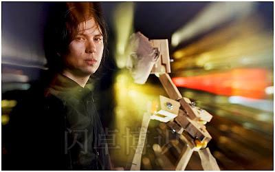 """2008年拍摄的操偶师拍摄的""""不协调""""光线照片效果图"""