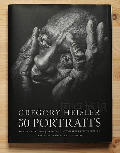 Heisler的新书《50 Portraits》