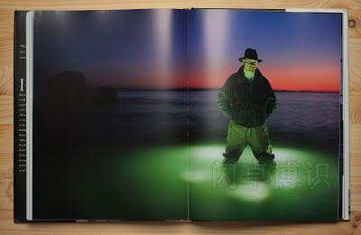 Heisler的新书《50 Portraits》的照片