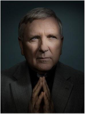 Miller Mobley拍摄的伯明翰牧师肖像照