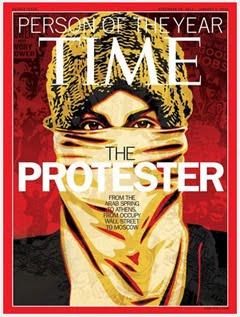 《时代》杂志封面