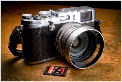 大卫的第一部富士相机